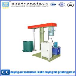 Linyi Jianzhong гидравлические машины для смешения воздушных потоков клея фанеры с ISO9001
