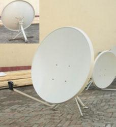 antenna del riflettore parabolico della fascia di 90cm Ku con guadagno 40.32dB