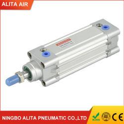 ISO6431 Serie DNC Cilindro de Aire Estándar de Aluminio de Doble Efecto, el Cilindro Neumático