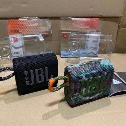 Coluna Bluetooth à prova de água, mini-caixa de som estéreo sem fios Go3 /Go2