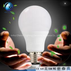 Iluminação doméstica PC+Al Lâmpadas LED Design Dob 5W 7W 9W E27 B22