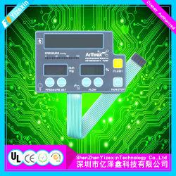 Doppelt-Seite elektronische funktionellfolientastatur mit Schaltkarte-Vorstand