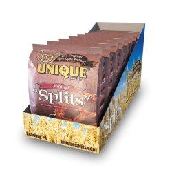 Cmjn, brillant de gaufrage Lamination magasin de bonbons de chocolat d'affichage promotionnel Boîte d'affichage