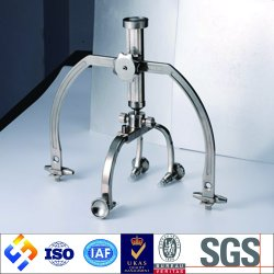 맞춤형 정밀 5축 CNC 금속 기계/기계 가공/기계 가공 파트 산업