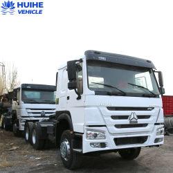 شاحنة سحب عالية السرعة شاحنة سحب للخدمة الشاقة عجلات 6X4 ذات 10 عجلات من الصين للمبيعات
