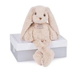 ماتي نوم فاخرة مع أرنب محشوة حيوانات البلش للأطفال