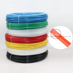 PA12 PA6 Kunststoff Nylon flexibler Schlauch Geflechtschlauch Industrie Nylon Rohr