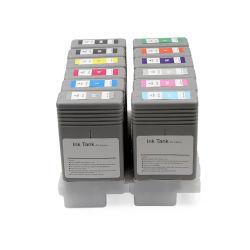 Ocbestjet 106 Cartucho de tinta de Impresora Plotter Compatible con pigmentos de tinta para Canon Pfi 106 para Canon IPF 6400 6450 6410 6460