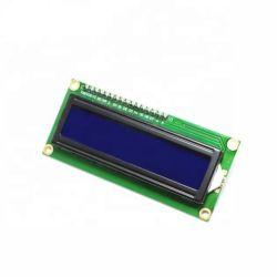 وحدة شاشة LCD بحجم 20X4 بحرف ضوء أسود 5 فولت على الشاشة