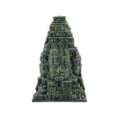 新しい魚飼育用の水槽の装飾の旧式な仏の彫像のアクアリウムの樹脂は装飾を飾る