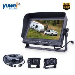 Водонепроницаемый автомобиль Ahd 1080P камера ночного видения с 10,1-дюймовый монитор безопасности