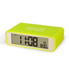 プラスチック旧式な真珠の走行の丸薬メモの机の目覚し時計