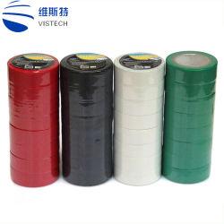 Alta temperatura do tecido de PTFE Fita de Teflon, revestidas a PTFE fita de fibra de vidro para o isolamento, cabo de alta tensão