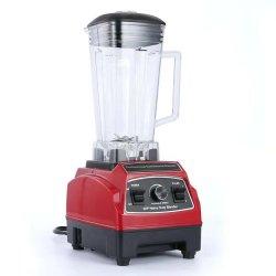 800W Mélangeur à usage intense de qualité commerciale Blender centrifugeuse haute puissance de processeur de la glace alimentaire Smoothie Bar Blender de fruits