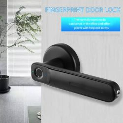 Thuiskantoor met toetsen Elektronisch slaapkamergevoelig Smart Biometrisch