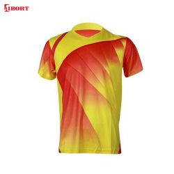 Aibort Unisex Sublimation Football Baseball Hockey Fitness Suit 티셔츠