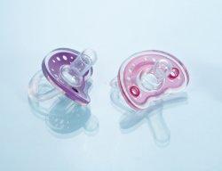 2020 de Nieuwe Vloeibare Baby die van het Silicone fopspeen-Vrije Steekproef Teether zuigen