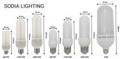 مصباح توفير الطاقة 6 وات 12 وات 18 وات، مصدر الإضاءة، لمبة LED، مصباح LED