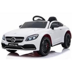 Nova Licença Toy Cars com carregador de bateria branco