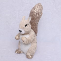 L'Écureuil poupées de Noël des décorations de Noël les arbres de Noël cadeau de vacances