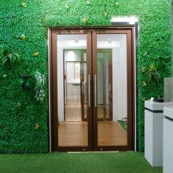 Kundenspezifisches Größen-fertiges Aluminiumc$schieben/Flügelfenster/Walzen-Blendenverschluss-Tür und Fenster in der Puder-Beschichtung/Anodized/PVDF