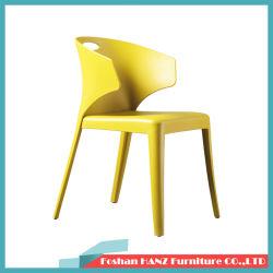 Diseño moderno y nuevo colorido Patio Home El Restaurante del Hotel Mobiliario de interiores o exteriores de Plástico PP Silla de Comedor