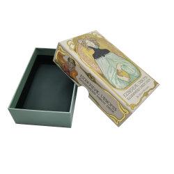 78 PC's het moderne Witch Tarot Deck Family Holiday Party Speelkaarten Nederlands bord Spellen Set Tarot Spelkaarten