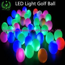 Spezielle Golf-Andenken-Produkte, die mit LED-Chip-Golfball beleuchten