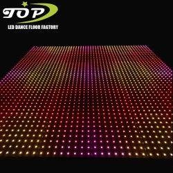 Video Dance Floor stuoie del Panel Pista De Baile Laminate LED