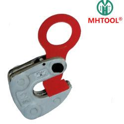鍛造水平メタルリフトプレートホイストリフティングクランプ(タング付き)