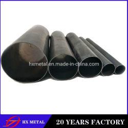 /Extra-Heavy de gran diámetro calibre tubo Tubo de Gas Natural de tubo de acero negro
