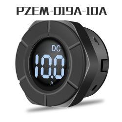 Peacefair Pzem-019un tour de l'écran LCD numérique compteur d'électricité DC Ampèremètre 10A