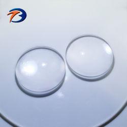 De gran diámetro óptico Plano lente convexa lente óptica láser de Colima