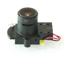 2.1/2.5/2.8/4/6/8 مم لعدسة CCTV الصينية M12 ذات الزاوية الواسعة والكبيرة فتحة عدسة لكاميرا مراقبة الأمان CCTV 2/4/5/8 ميجا بكسل