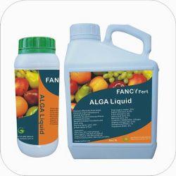 Натуральным водоросли извлечения жидких удобрений с Alginic кислоты, Mannitol, минеральные элементы