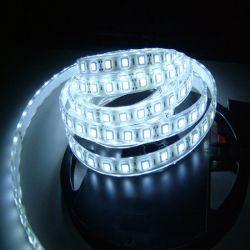 暖かく白い極度のBeightnessは5730 120LEDs/M堅いLEDの棒状螢光灯による照明を防水する