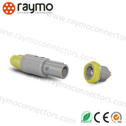 Connettore medicale Lemos push-pull serie P RM-Pag-M0-6glac65gz a 6 pin Connettori