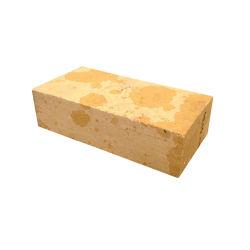 Refratário do forno de reaquecimento fundido 96% Blast fogão quente usado tijolo de sílica na parede para HBS