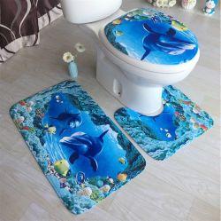 Микрофибра из пеноматериала памяти душ в ванной комнате ванна коврик с пробуксовки колес продажа
