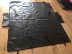 PVC impermeabile con il coperchio di sede comodo del cane 600d