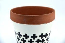 Bon marché de l'argile semoirs et pots de jardin Pot de fleur petit pot de fleur en céramique