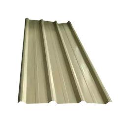 0,47 мм Prepainted металлические кровельные панели цвет стальной пластиной для Африки