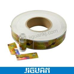 Профессиональные производители индивидуального дизайна Self-Adhesive 10мл флакон наклейки стабилизатора поперечной устойчивости
