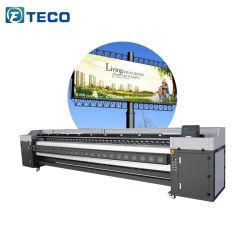 5 metros de solvente de grande formato de máquina de impressão da impressora