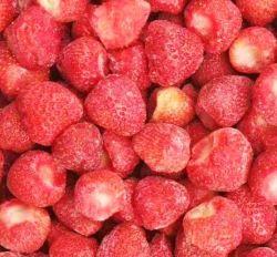 IQF congelados frutos de morangotodo/comprimido/cubos