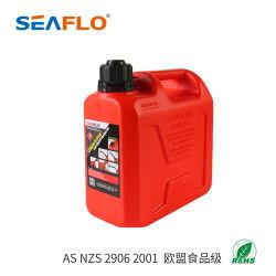 Serbatoio di combustibile di plastica Seaflo 20L barile da olio da 5.3 galloni per l'automobile