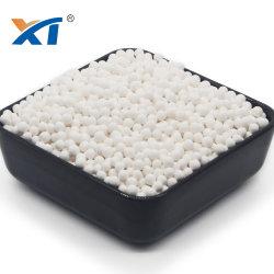 Esfera alúmina activada bola para la industria petroquímica catalizador transportista