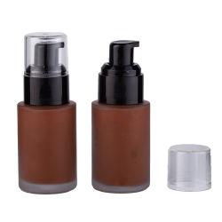 Private Label 9 Color maquillaje de belleza Cambio de color de la cobertura completa de la Fundación líquido mineral