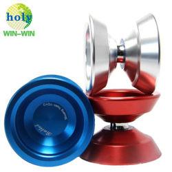 Yoyo con mecanizado CNC de aluminio 6061-T6/7075 de piezas de color anodizado