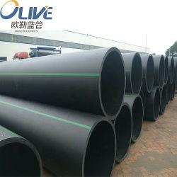 Tubo dell'HDPE per il trasporto dell'acqua DN20-DN1400